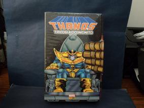 Box Thanos: Trilogia Do Infinito ( Ron Lim, Jim Starlin, )