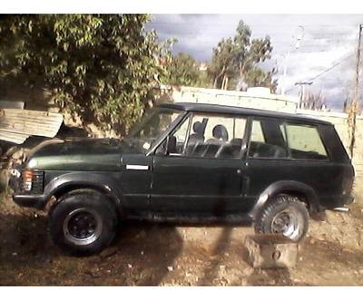 Ranger Rover 1983 Dos Puertas