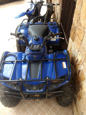 Yamaha Yfm 350 4x4 Trilha