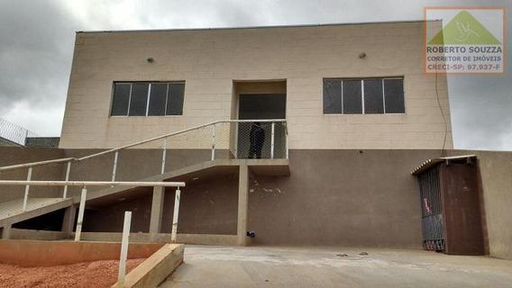 Casa Comercial Para Venda Em Mogi Das Cruzes, Vila Melchizedec - 00484_1-1016382