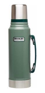 Termo Stanley 1 Litro Verde (hammertone Green) Nuevo
