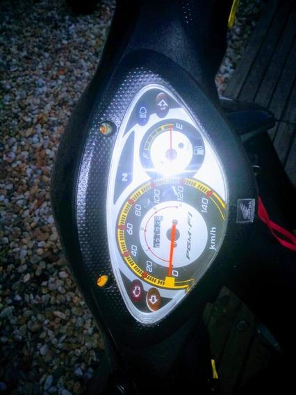 Moto Honda Biz 125 Es 2009
