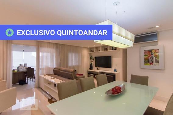 Apartamento No 5º Andar Com 3 Dormitórios E 3 Garagens - Id: 892952649 - 252649