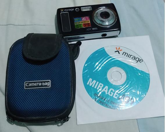 Câmera Mirage Joy 10 Mega Pixels