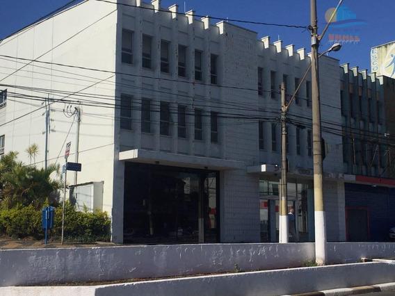 Prédio Para Alugar, 800 M² Por R$ 18.000,01/mês - Chácaras Campos Elíseos - Campinas/sp - Pr0005