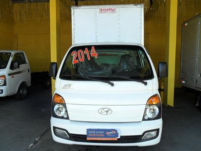 Hyundai Hr Ano 2014 Com Baú
