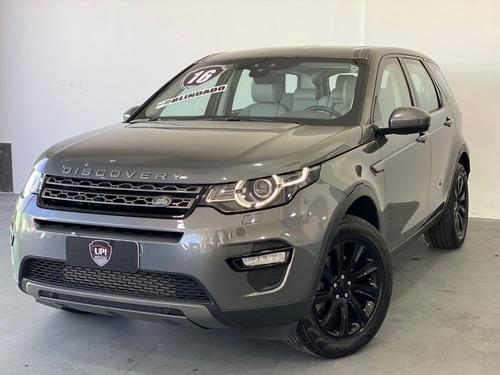 Imagem 1 de 14 de Land Rover Discovery Sport  2.0 Si4 Se 4wd