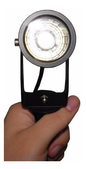 Lumináriajardimspot Refletor Luzbrancoled 5w 450 Lumens