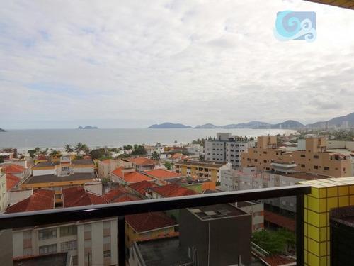 Imagem 1 de 26 de Apartamento À Venda - Praia Da  Enseada - Guarujá. - Ap0855