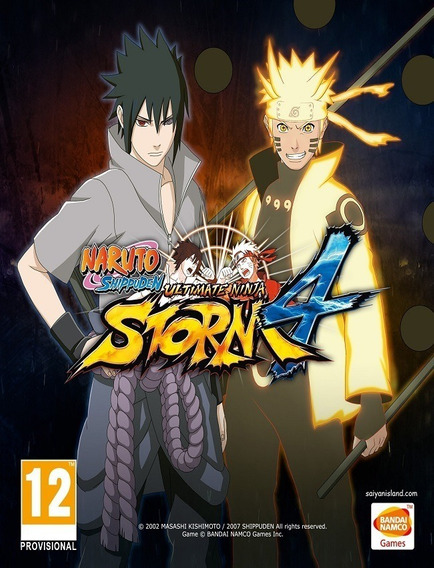 Naruto Shippuden Ninja Storm 4 Pc - Steam Key (envio Flash)