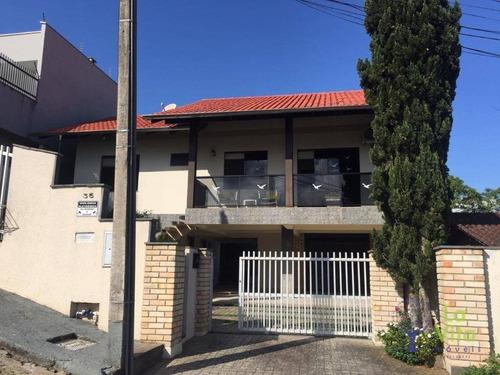 Ótima Casa Para Venda No Bairro Itoupava Norte - Ca0502
