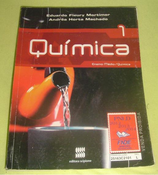 Quimica Ens. Médio Vol. 1 -eduardo Fleury Mortimer Professor