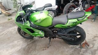 Sucata De Moto Para Peças Kawasaki Zx9 Ano 2001 Ninja 2001