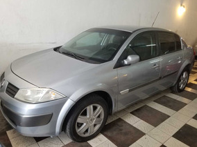 Renault Mégane Ii 2.0 Luxe Nafta Gris 2007 Financio 100%