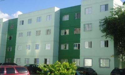 Apartamento Para Venda, 2 Dormitórios, Parque Pinheiros - Taboão Da Serra - 1606