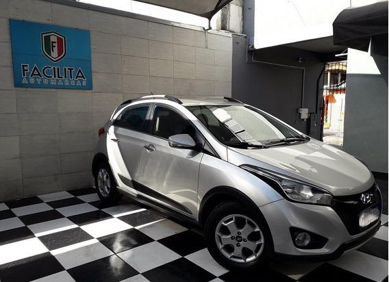 Hyundai Hb20x 1.6 Premium Flex 4p Automático Com Couro