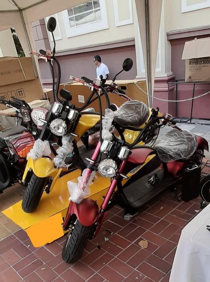 Moto A Batería Con Motor Bosch