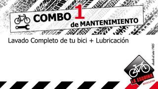 Servicio De Mecánica Para Bicicleta - Combo 1