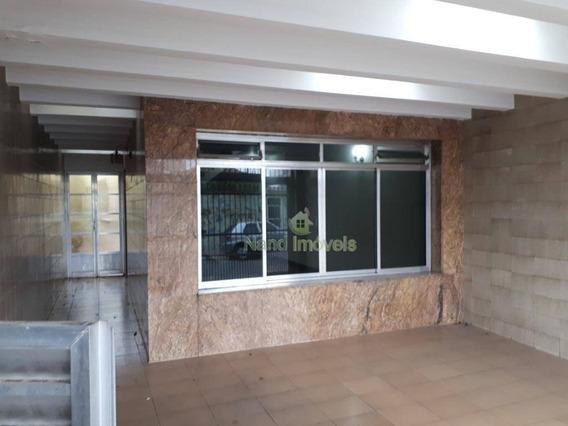 Sobrado Com 3 Dormitórios À Venda, 157 M² Por R$ 1.080.000 - Vila Formosa - São Paulo/sp - So0130