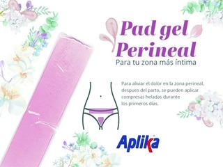 Pad Gel Perineal Bitermico Frío Calor Episiotomía - Aplika