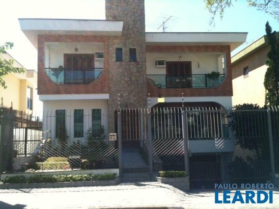 Casa Assobradada - City América - Sp - 390881