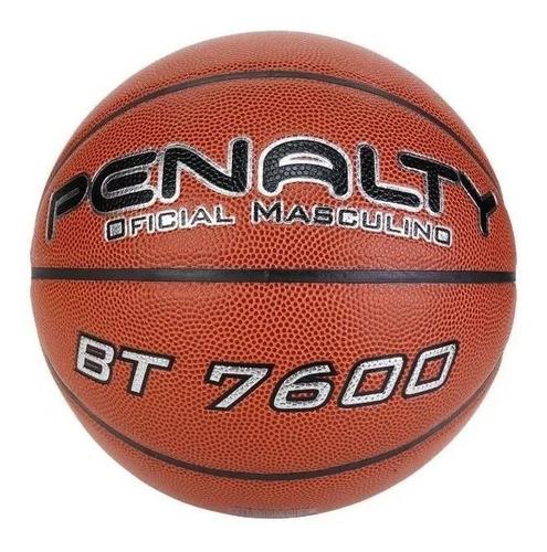Imagem 1 de 1 de Bola De Basquete Oficial Masculino Penalty Bt 7600