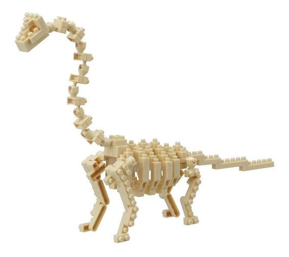 Nanoblock Dinosaurio Branquiosaurio Tienda Oficial