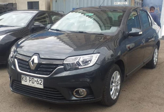 Renault Symbol 2018 Aire Airbag 1dueño Impecable Credito 20%