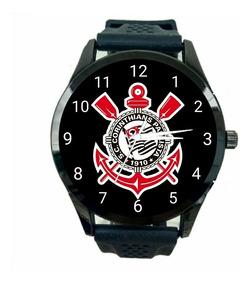 Corinthians Relógio Unissex Promoção Oferta Novo Time T596