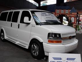 Chevrolet Express Van Corta De Bello Van Crown Royale