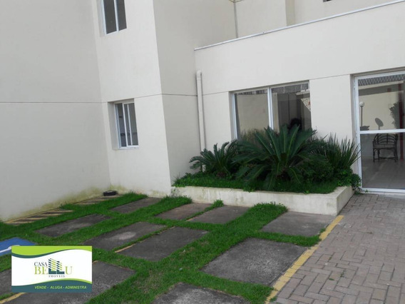 Apartamento Com 2 Dormitórios Para Alugar, 53 M² Por R$ 950,00/mês - Chácara Martha - Francisco Morato/sp - Ap0067
