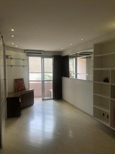 Apartamento Com 2 Dormitórios À Venda, 63 M² - Pompeia - São Paulo/sp - Ap26973