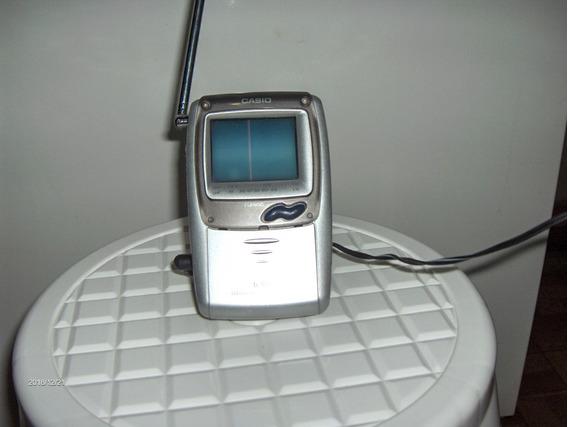 Televisor De Mano Color Portatil Marca Casio Modelo Tv-970b