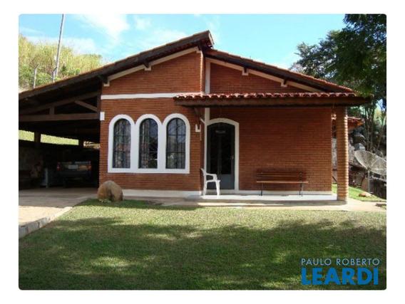 Casa Em Condomínio - Condominio Nova Suiça - Sp - 552281