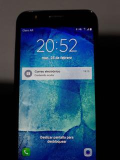 Celular Samsung Galaxy J5 Negro Usado Excelente Estado