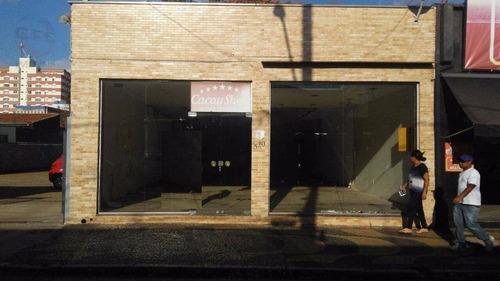 Imagem 1 de 16 de Salão À Venda, 518 M² Por R$ 2.800.000,00 - Centro - Indaiatuba/sp - Sl0007