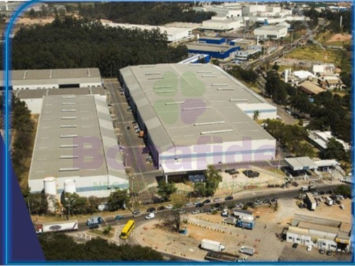 Galpão Comercial, Localizado No Condomínio Bbp - Brazilian Business Park, No Distrito Industrial, Na Cidade De Jundiaí - Gl08146 - 69335230