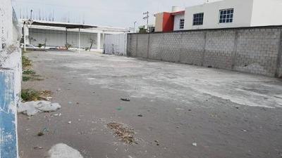 En Renta Terreno Plano En Avenida Muy Transitada Col. Electricista Veracruz, Ver.