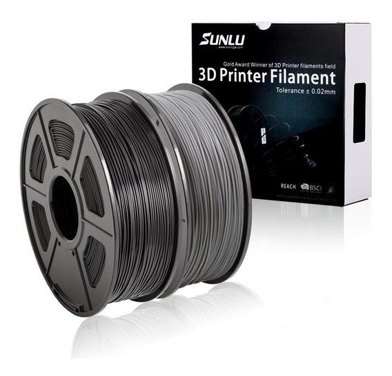 Filamento Pla Para Impresora 3d Marca Sunlu ~ 45