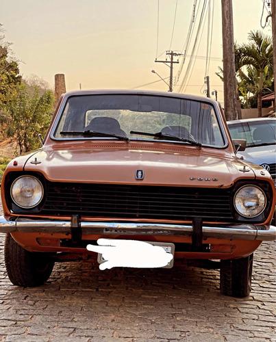 Imagem 1 de 15 de Ford Corcel 1 Luxo