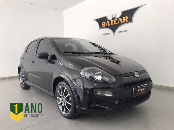 Fiat Punto 1.8 Blackmotion 16v Flex 4p Manual