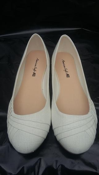 Zapatos Blancos American Eagle 28mx, 11us