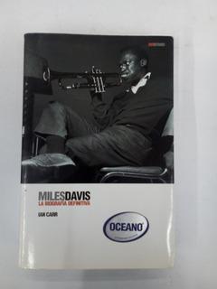 Miles Davis La Biografia Definitiva Ian Carr En Castellano!!