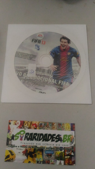 Cd Promocional - Fifa 13 - Pc