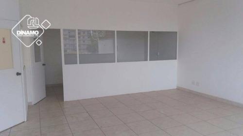 Sala Comercial Para Locação, Centro, Ribeirão Preto. - Sa0348