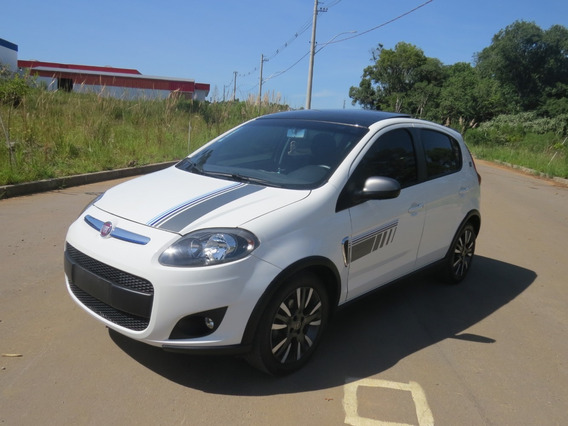 Fiat Palio 1.6 16v Sporting Blue Edition Flex 5p 2016