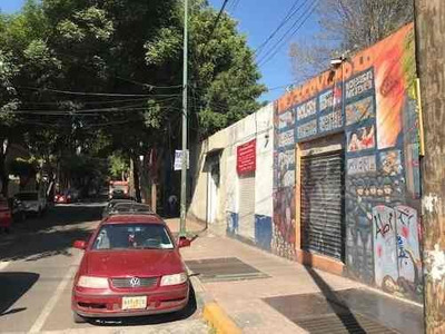 Terreno En Renta, Gral. Pedro Antonio De Los Santos , San Miguel Chapultepec.