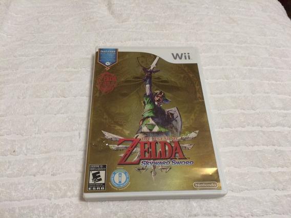 The Legend Of Zelda: Skyward Sword + Zelda Music Cd