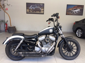 Harley Davidson Sportster Xl 883 , 2005/2006 , Carburada !!!