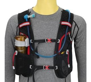 Chaleco Running Apto Para Sistema De Hidratacion